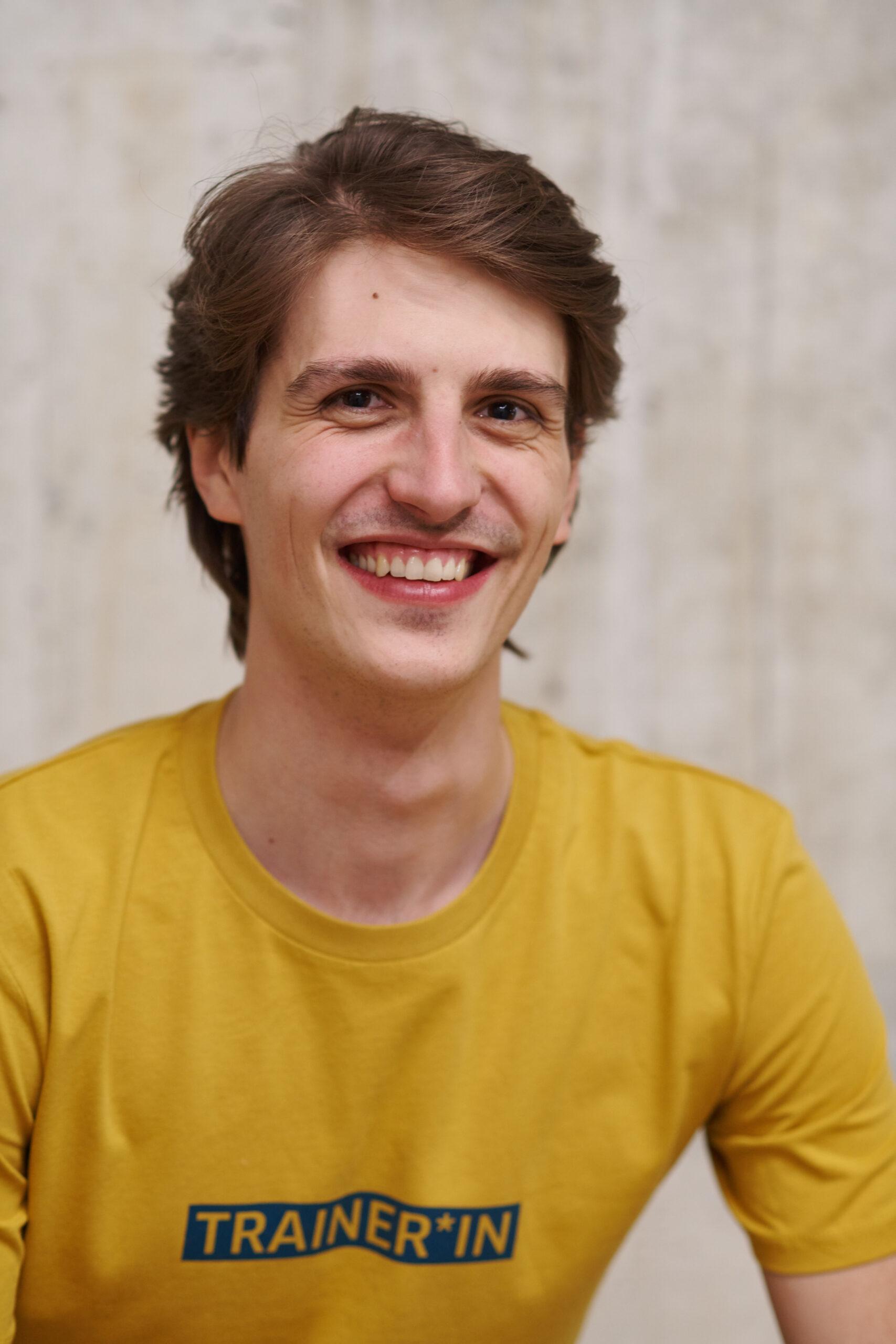 Portrait Timon